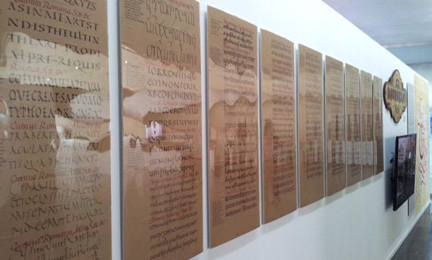 04-Exposición---Ricardo-Rousselot--La-Caligrafía-Vive