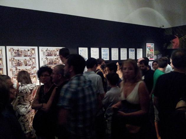 14-Exposicion-Paco-Roca-Dibujante-Ambulante